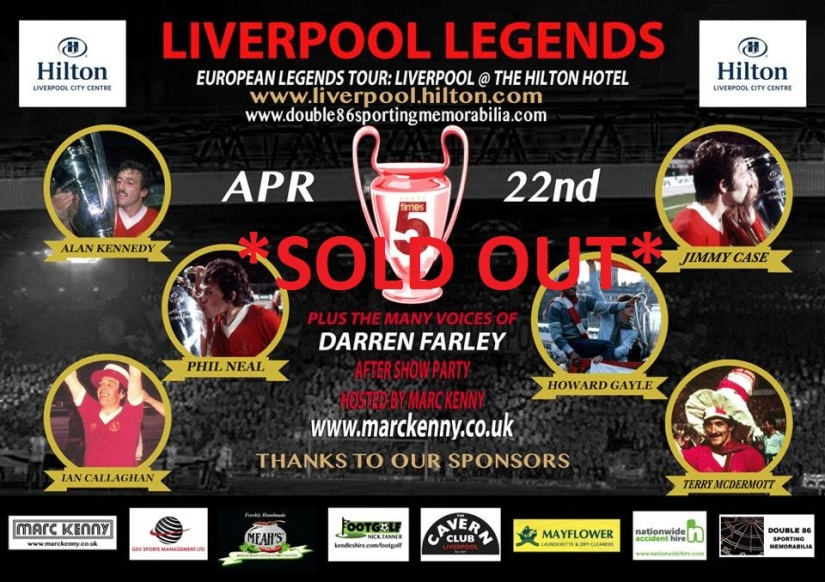 LIVERPOOL - 22ND APRIL 2016