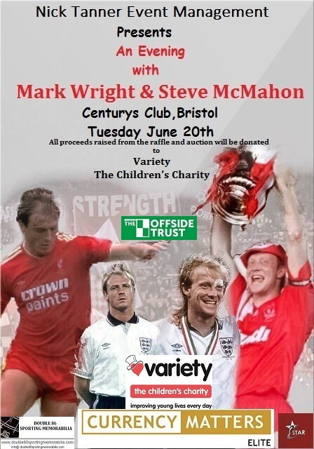STEVE MCMAHON & MARK WRIGHT